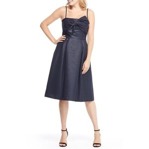 Gal Meets Glam Lucille Starry Night Navy Dress